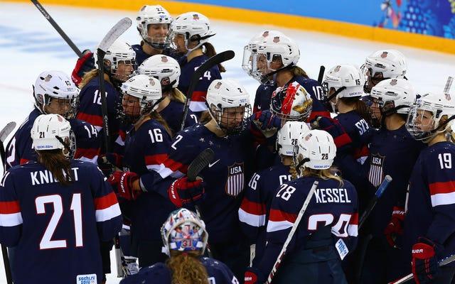 Hoki AS Mencoba, Gagal Menemukan Pemain Pengganti Kejuaraan Dunia Sebagai Boikot Tim Nasional Wanita