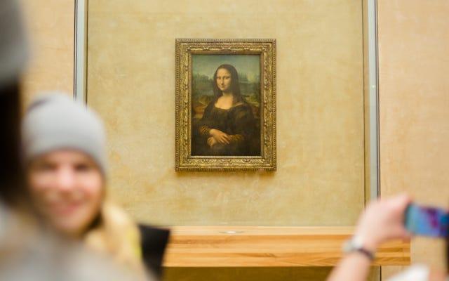 Le Louvre propose maintenant des visites basées sur Beyoncé, donc il y a de la bonne merde à voir enfin