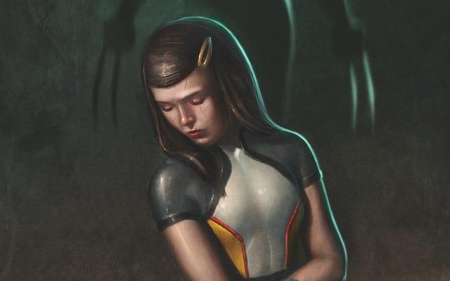 ローラはこのX-23#3限定で誘拐された妹を救うために急いでいます