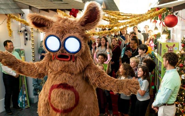 Into the Dark's Christmas Episode Benar-benar Retak, Berkat Direktur Visionernya