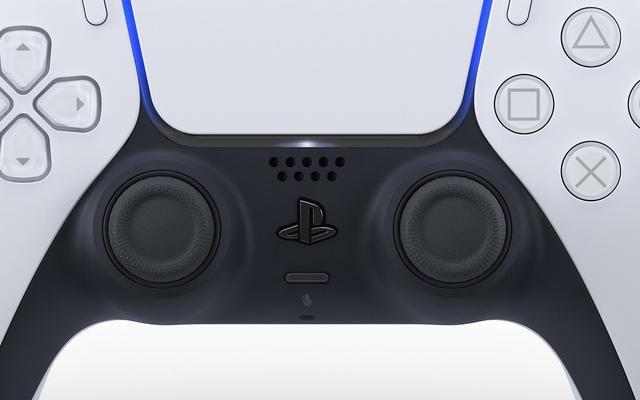 J'aime tout sur la PS5 DualSense, sauf le bouton d'accueil