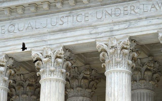 裁判所は気候変動について私たちを失敗させています