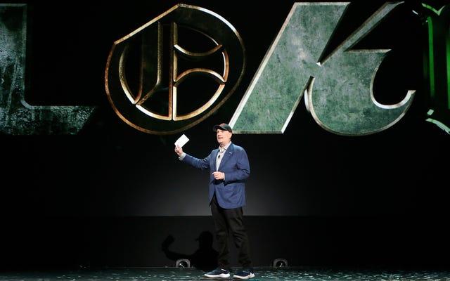 El creador de la serie Loki, Michael Waldron, escribirá la película de Star Wars para Kevin Feige de Marvel Studios
