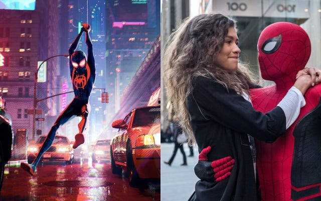 ソニーは次の2つのスパイダーマン映画を押し戻し、アンチャーテッドの以前のリリースを設定します