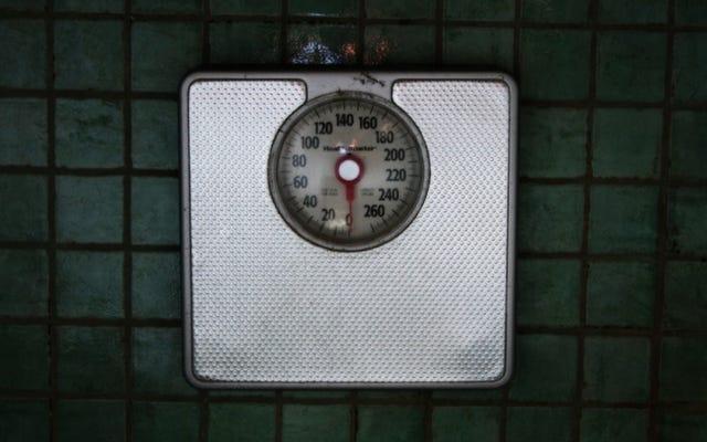 Откажитесь от новогодних планов по снижению веса и сделайте предпраздничное решение