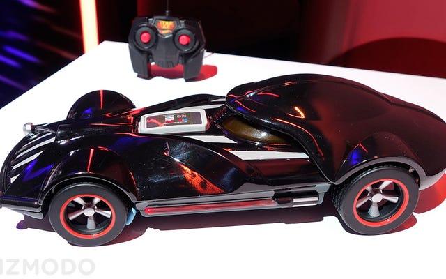 Ahora cualquiera puede conducir el intimidante auto Darth Vader de Hot Wheels