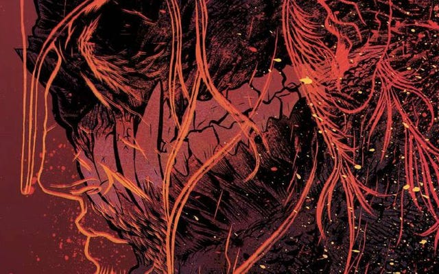 Image Comics 'Beowulf memberikan gambaran brutal dan mempesona dari pahlawan mitos