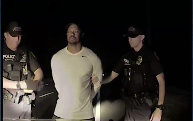 Inilah Video Penangkapan Tiger Woods [Pembaruan]