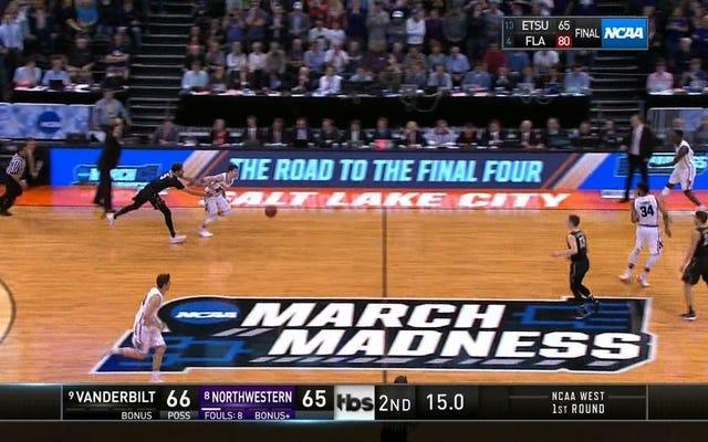 Northwestern thắng chắc nhờ có Vandy Boner khổng lồ