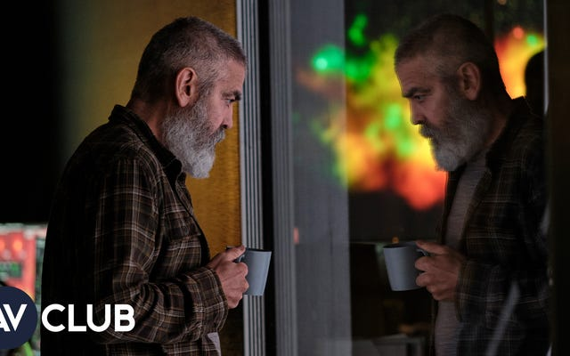 George Clooney dice di essere un ottimista, anche di fronte al disastro che ha messo fine al mondo