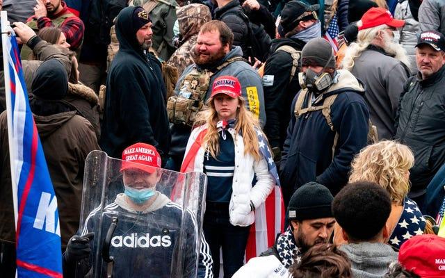 Capitol Hill İsyancıları Muhteşem Savunma Stratejilerini Açıkladılar: LOL My Bad!