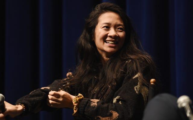 Chloé Zhao asumirá otro tipo de 'Eterno' con Drácula