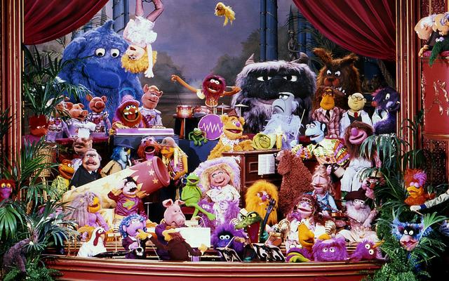 Disney +が2月のマペットショーの幕を開ける