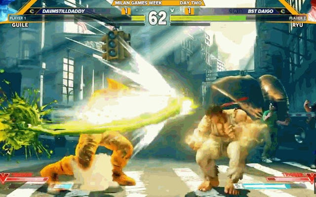Daigo używa szóstego zmysłu do blokowania Sonic Booms, wygrywa turniej