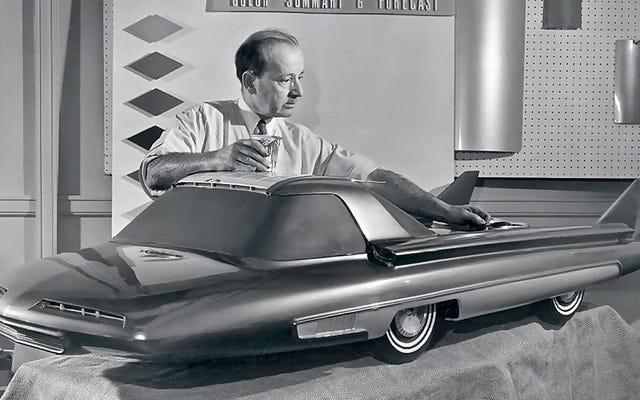 Le concept Nucleon 1958 de Ford était `` Atoms For Peace '' sur roues