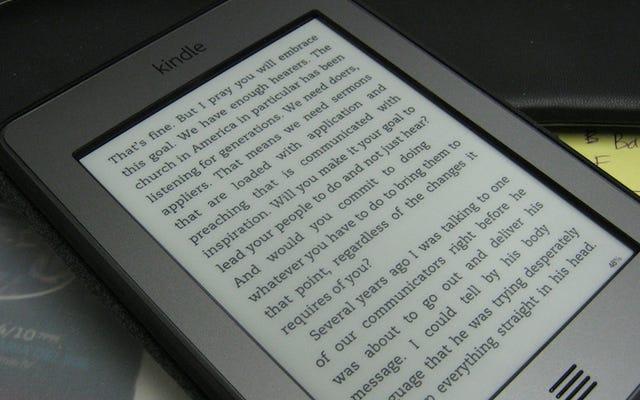Vous pouvez maintenant Jailbreaker à peu près n'importe quel Kindle