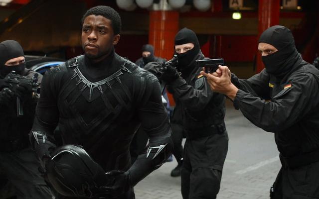 Черная пантера бросает вызов Росомахе в амбициозном фанатском трейлере