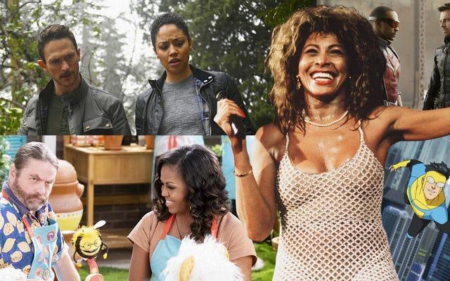 La TV diventa reale questo marzo con COVID Diaries NYC, Falcon And The Winter Soldier e a Real World Homecoming