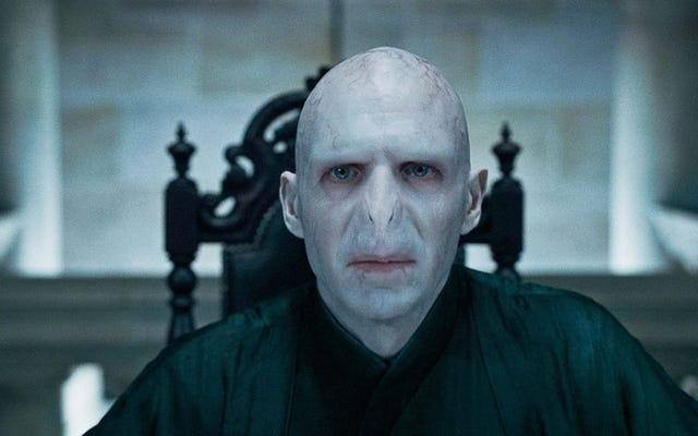 ハリーポッターのファンは、20年間Voldemortの名前を誤って発音してきました