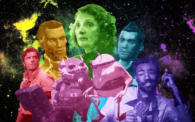 Lịch sử ngắn gọn của Star Wars về đại diện LGBTQ + thoáng qua