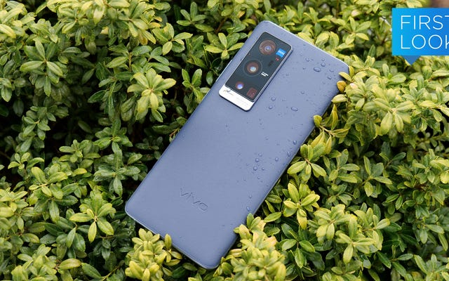 Vivo X60 Pro + opiera się na Zeissie, aby ulepszyć aparat