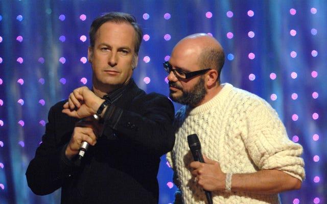 """Боб Оденкирк и Дэвид Кросс воссоединяются с бандой мистера Шоу для """"ежегодного делового звонка Zoomtacular"""""""
