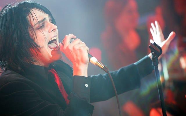 マイケミカルロマンスは、ハロウィーンでの再会を発表しました。