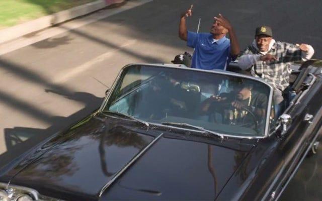 Касса выходного дня: Straight Outta Compton становится платиновым