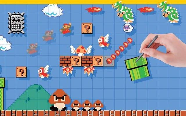 Les fans de Mario Maker ont construit un meilleur site communautaire que Nintendo