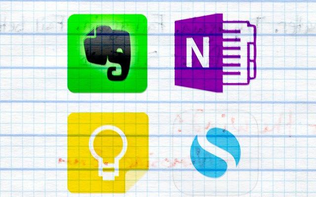 Лучшие приложения для заметок для студентов