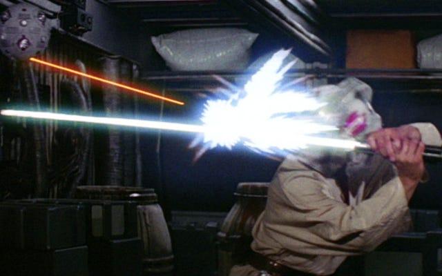 Disney Mungkin Telah Menemukan Cara untuk Membelokkan Laser dengan Lightsaber
