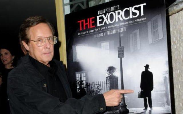 विलियम फ्रीडकिन के भूत भगाने वाले वृत्तचित्र में दिन का उजाला दिखाई देगा