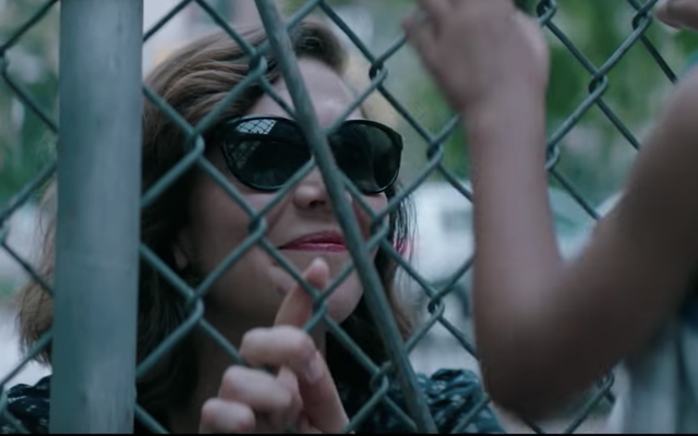 Maggie Gyllenhaal n'a aucun sens des limites chez l'enseignant de maternelle