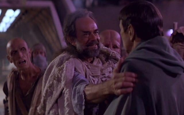 Ehi, ricordi l'ultima volta che Spock ha avuto un fratello segreto in Star Trek?