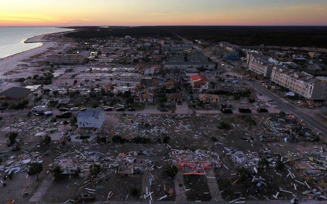 तूफान से मौत टोल माइकल अब कम से कम 18 पर है, और बढ़ती रखने की उम्मीद है