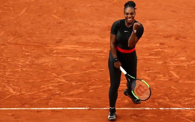 US Open zmieni protokół wysiewu, aby uwzględnić ciążę