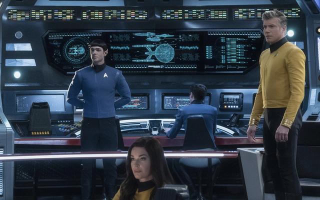 To już oficjalne: kolejny spinoff ze Star Trek jest w drodze z kapitanem Pike'em i Spockiem