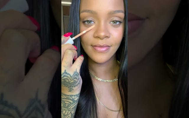 50 nuances de jeu: Fenty's Got Fresh Products and Foundation Shades on the Way