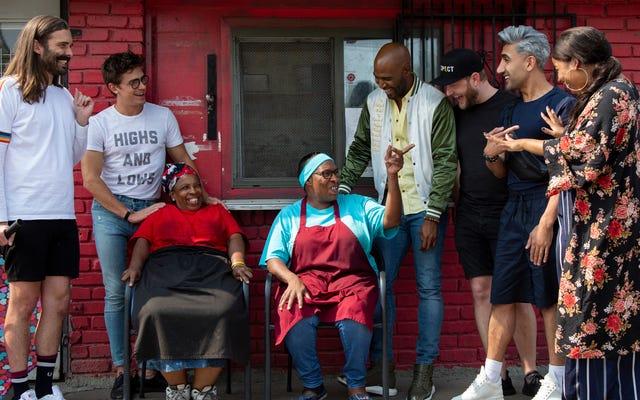 Сестры Джонс из Queer Eye продали за выходные 11000 бутылок соуса для барбекю