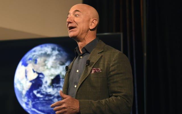 Più di 350 dipendenti rischiano il lavoro per denunciare i fallimenti climatici di Amazon