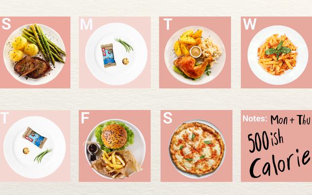Ayunar dos días a la semana en realidad no es una mala dieta