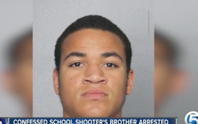 Suçlanan Parkland'ın Kardeşi, Fla., Liseli Nişancı, Okulda İzinsiz Girmek İçin Suçlu Olduğunu İddia Etti