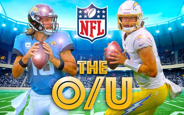 Deadspin NFL Over / Under Bet of the Week:ジャグのような悪名を避けようとしているジャグ