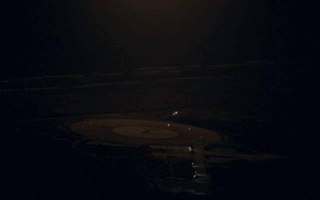 Najgorsze zdjęcia z lądowania rakiety SpaceX