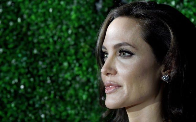 Angelina Jolie escribe un nuevo artículo de opinión del NYT sobre la extirpación de los ovarios