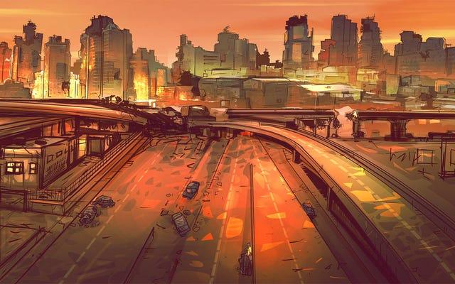 新しいビデオゲームは、気候の黙示録を生き残ることができるかどうかをテストします