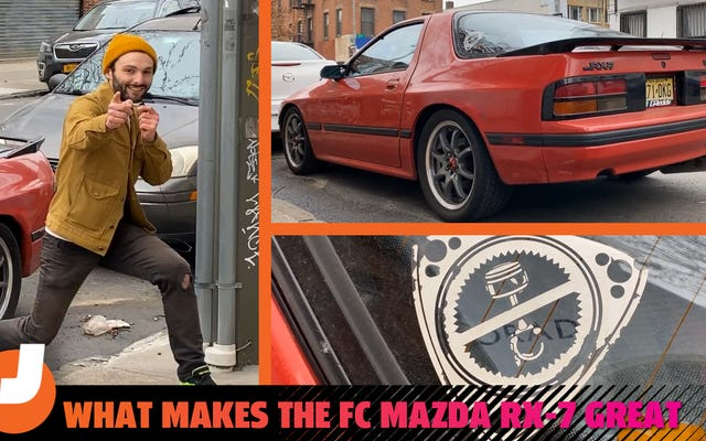 FC Mazda RX-7 Adalah Suar Kegembiraan