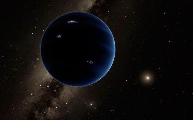 Bagaimana Para Astronom Akan Menemukan Planet Sembilan