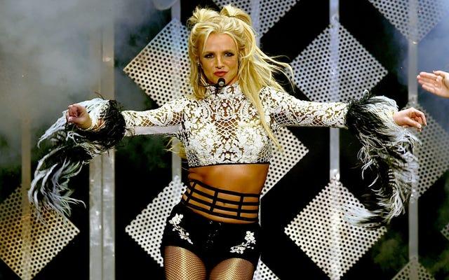 Britney Spears'ın Babasının #FreeBritney Komplosu Üzerine Bir Blogger'a Dava Açtığı İddiası