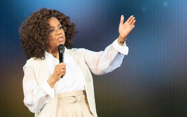 Oprah Menghilangkan Daftar Hal Favoritnya Tahun 2020 — Dengan Penekanan Khusus pada Bisnis Kulit Hitam